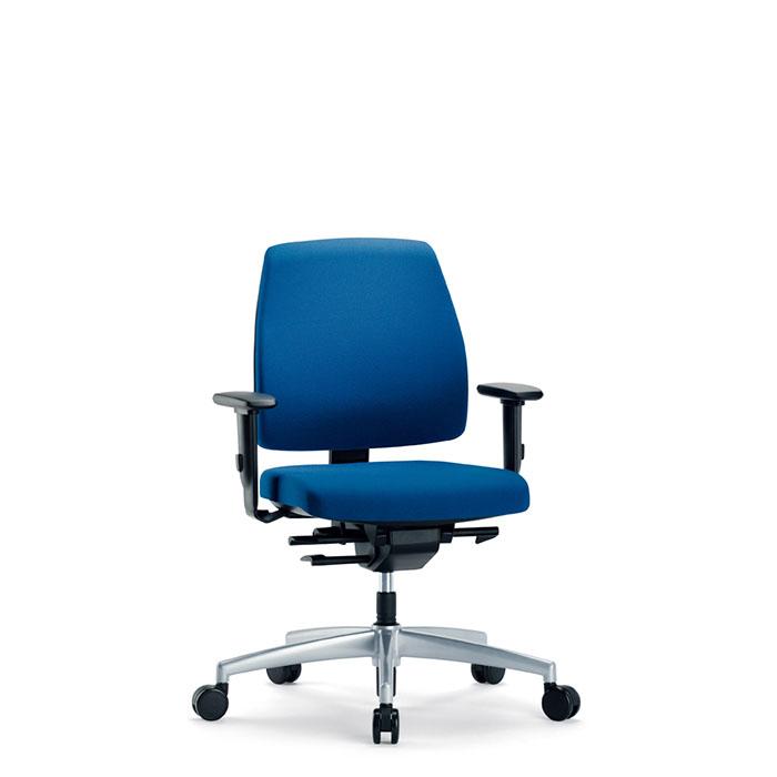Poltroncina ergonomica da ufficio GOAL G102 102608gsortsort [70] Sedie e poltrone per ufficio ...